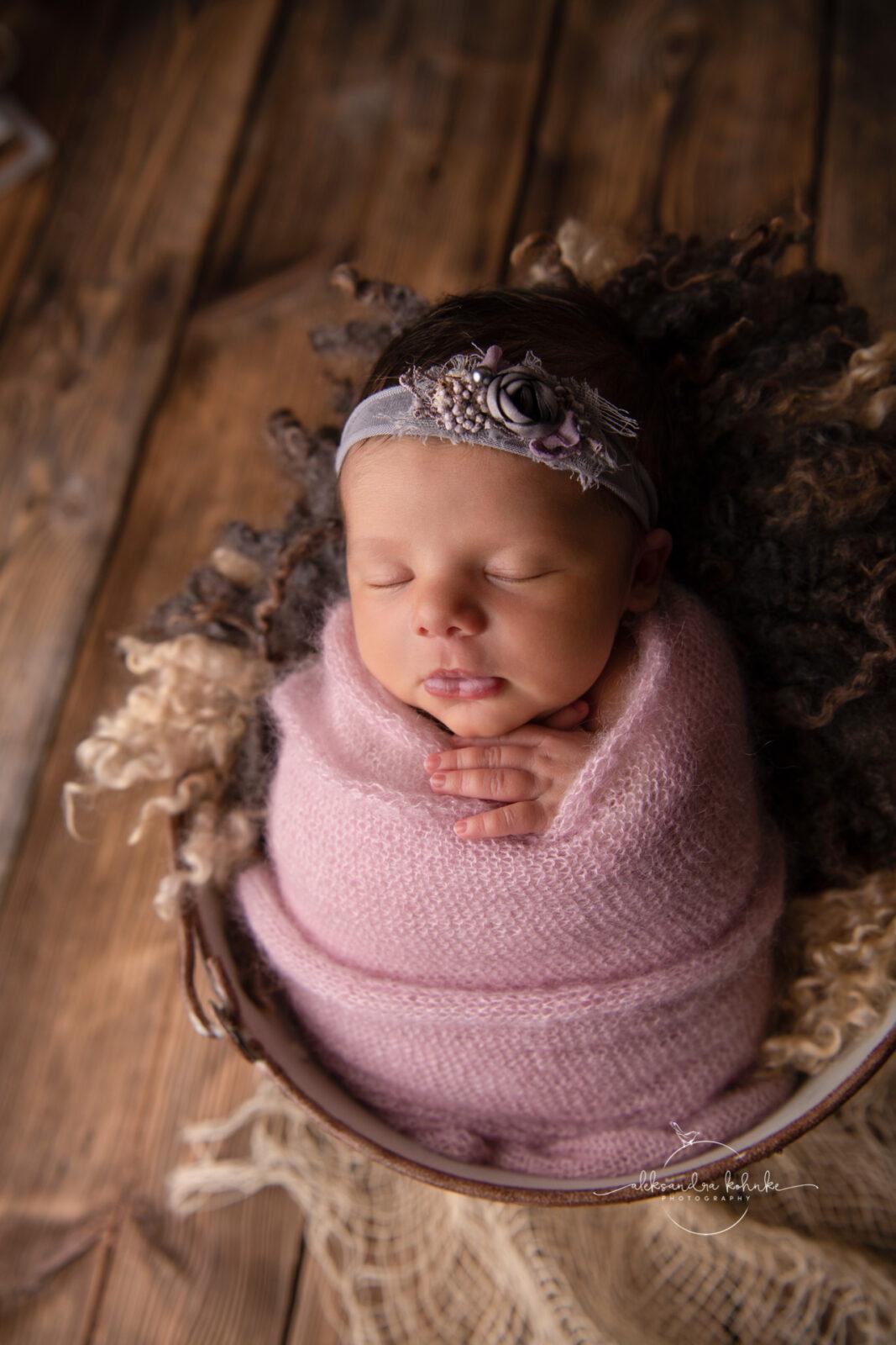 Fotostudio für Neugeborene in Rapperswil Jona und Kanton Zürich