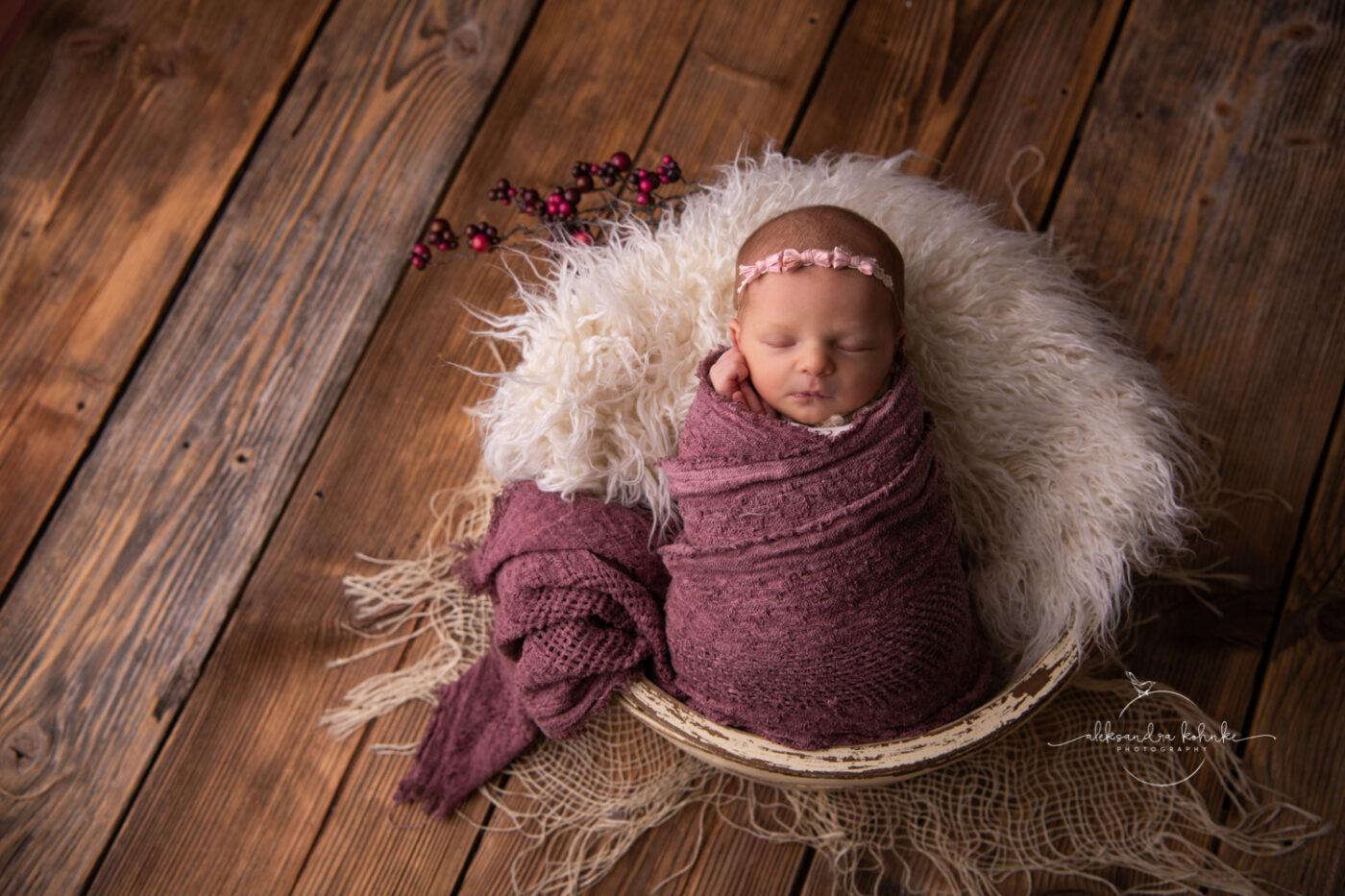 Fotostudio für Neugeborene in Kanton Zürich und St. Gallen sowie im Kanton Glarus und Kanton Schwyz